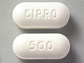 ciprofloxacin alternative